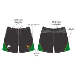 Horsforth CC Training Shorts