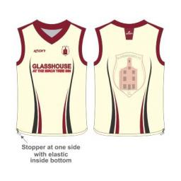 Glasshouses CC Sweater - Sleeveless