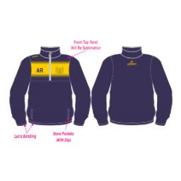 Irby CC Training Jacket - 1/4 Zip