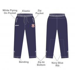 Blackpool CC Slim Fit Track Pants