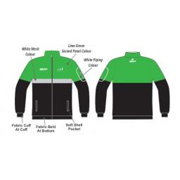 The Pines School Travel Jacket