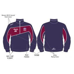 Monton Training Jacket - 1/4 Zip