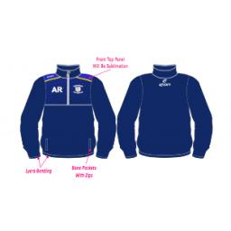 Northop Hall CC Training Jacket - 1/4 Zip