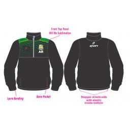 Shaw CC Training Jacket - 1/4 Zip