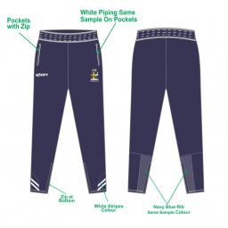 Heywood CC Skinny Fit Training Pants