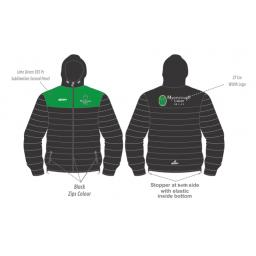 Myerscough Cricket Puffer Jacket