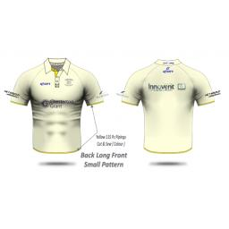Northop Hall CC Playing Shirt - Short Sleeve