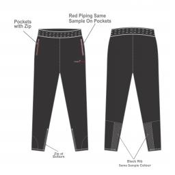 Formby Fitness Skinny Fit Training Pants - Mens