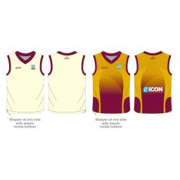 Kidsgrove CC Reversible Sweater - Sleeveless