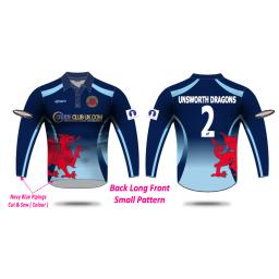 Unsworth CC T20 Shirt - Long Sleeve