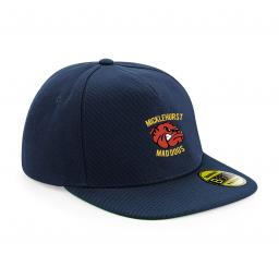 Micklehurst CC Mad Dogs Original Flat Peak Snapback