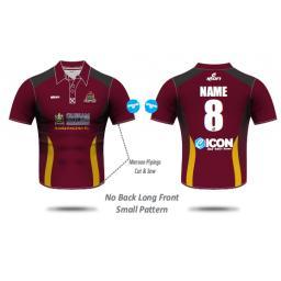 Werneth CC T20 Shirt - Short Sleeve