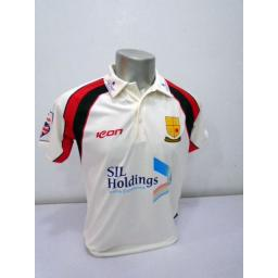 Bradford & Bingley CC Playing Shirt - Short Sleeve