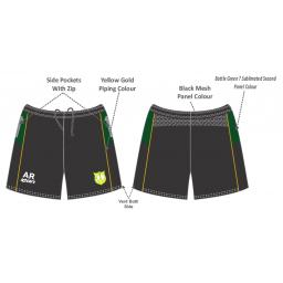 Milnrow CC Training Shorts