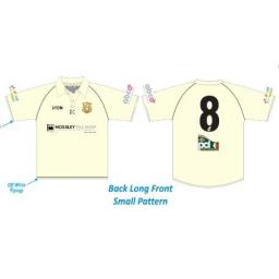 Saddleworth C.C Match Shirt - Seniors