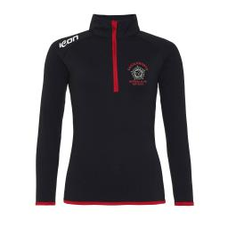 Saddleworth Netball 1/2 Zip Performance Training Top