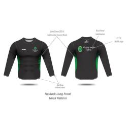 Myerscough Cricket (Preston) Training T-shirt (Long Sleeve)