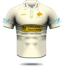 Walsden CC Junior Playing Shirt.