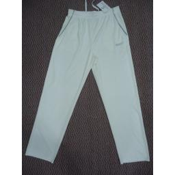 ICON CRICKET TROUSERS - WHITES
