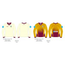 Kidsgrove CC Reversible Sweater - Long Sleeve