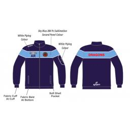 Unsworth CC Travel Jacket