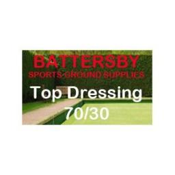 40 BAGS of 70/30 BOWLING GREEN TOP DRESSING MIXTURE