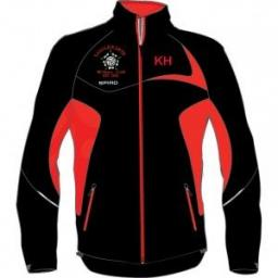 SADDLEWORTH NETBALL CLUB MICRO LITE TEAM JACKET