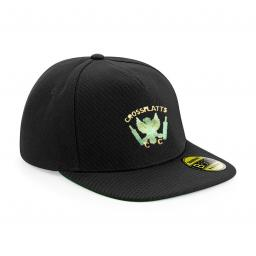Crossflatts CC Original Flat Peak Snapback