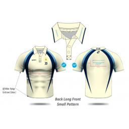 Queensbury CC Playing Shirt - Short Sleeve