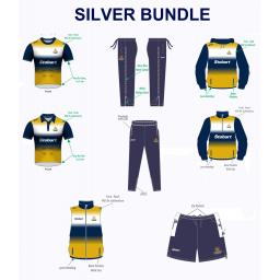 Northern CC TRAINING KIT BUNDLE - SILVER