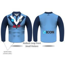 Swinton Moorside CC Senior T20 Shirt - Long Sleeve