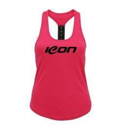 Icon She performance strap back vest