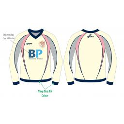 Blackpool CC Long Sleeve Sweater