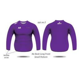 Bury Netball Long Sleeve Training T-shirt