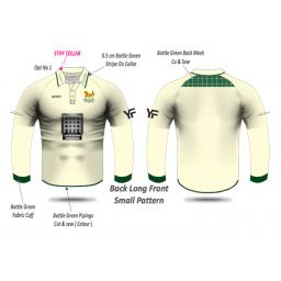 Horsforth CC Playing Shirt - Long Sleeve