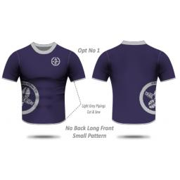 Trail Tuesday Mens Sublimated Training T-shirt
