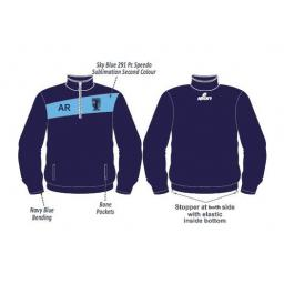 Rochdalians FC Training Jacket - 1/4 Zip