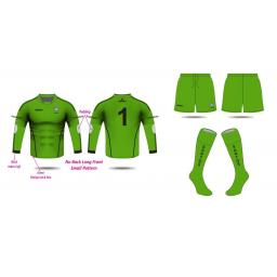 Santos AFC Under 12's Goalkeeper Kit