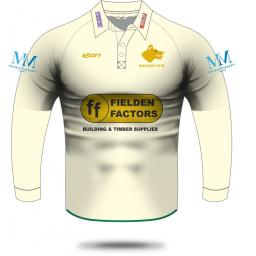Walsden CC Junior Playing Shirt - Long Sleeve