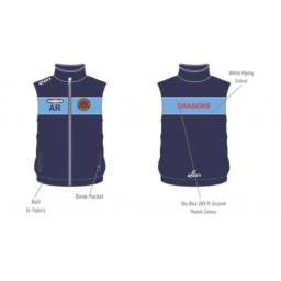 Unsworth CC Gilet