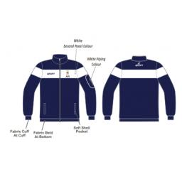 Westleigh CC Travel Jacket
