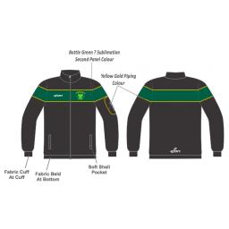 Crossflatts CC Travel Jacket