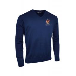 Atherton CC Golf Society Glenmuir V neck Cotton Sweater