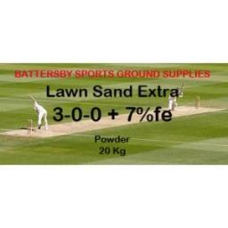 20KG LAWN SAND EXTRA w 7% IRON
