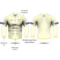Micklehurst CC Playing Shirt - Long Sleeve