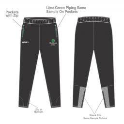 Myerscough Cricket (Preston) Skinny Fit Track Pants