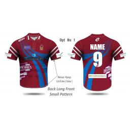Atherton C.C T20 SHIRT - Junior