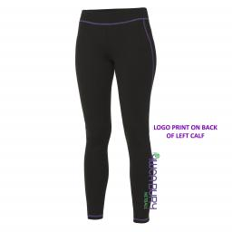 Bury Netball Compression Pant