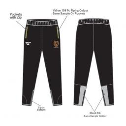 Burscough CC Skinny Fit Track Pants