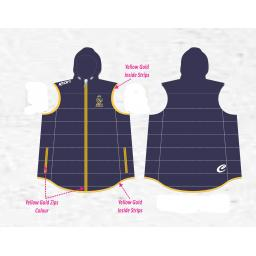 Heywood CC Puffy Vest